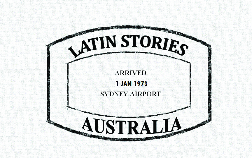 Latin Stories Australia logo
